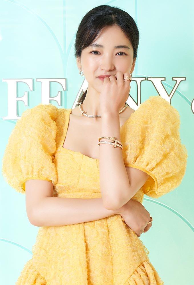 배우 김태리/사진제공=티파니앤코(Tiffany&Co.)