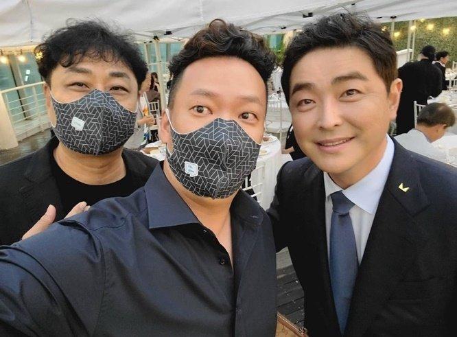 김수용 박준형 서동균(왼쪽부터) / 사진출처=박준형 인스타그램 © 뉴스1