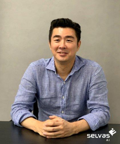 곽민철 셀바스AI 대표/사진제공=셀바스AI