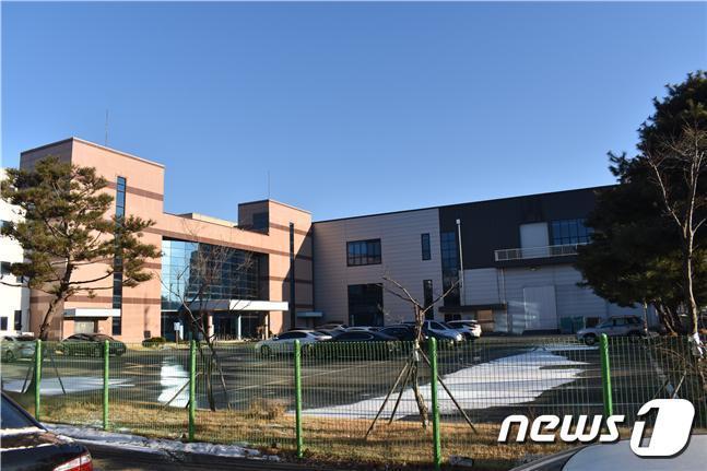 대전 대덕구 문평동 비비씨 공장 전경© 뉴스1
