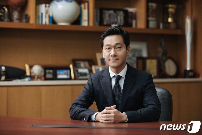 이승찬 계룡장학재단 이사장.(계룡건설 제공)© 뉴스1