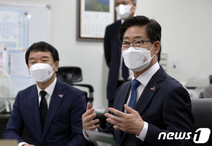 """[사진] 양승조 """"윤석열 충청대망론은 어불성설"""""""