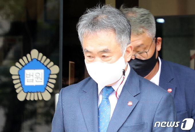 검찰, '벌금 90만원' 송재호 공직선거법 위반 1심 판결에 항소
