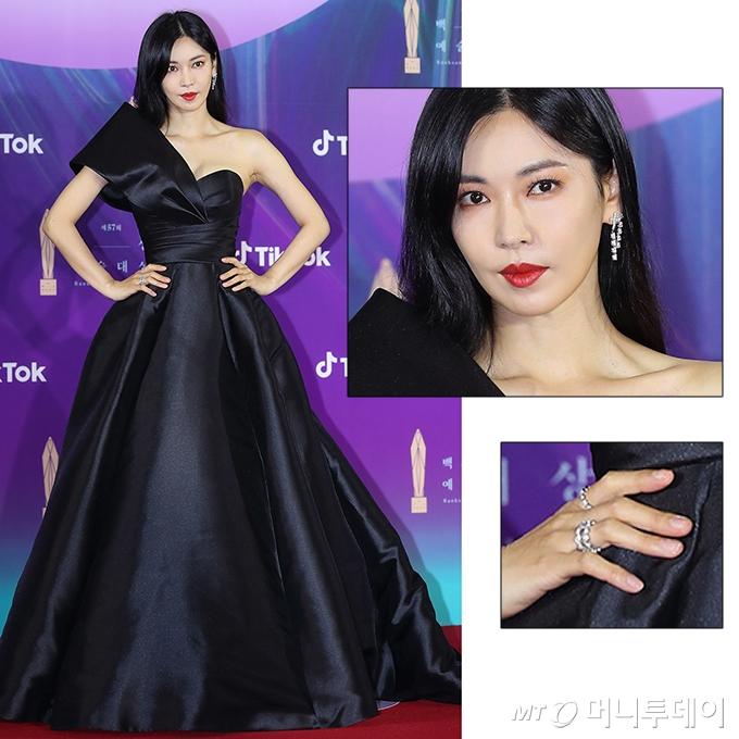 배우 김소연 /사진제공=백상예술대상 사무국