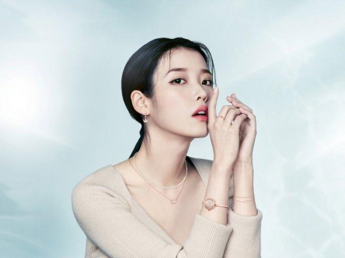 가수 겸 배우 아이유/사진제공=제이에스티나