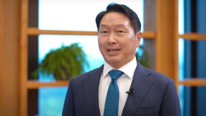 """최태원 """"ESG경영 성과, 한미관계 근간 돼야"""""""