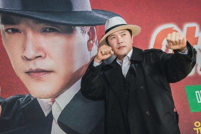 안재모, 이진호 / 카카오TV '야인 이즈 백' 제공© 뉴스1