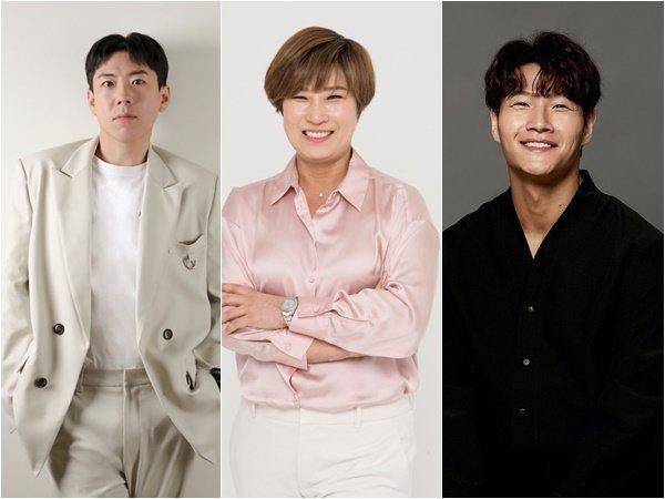 왼쪽부터 양세찬, 박세리, 김종국/ JTBC '세리머니 클럽' 제공 © 뉴스1