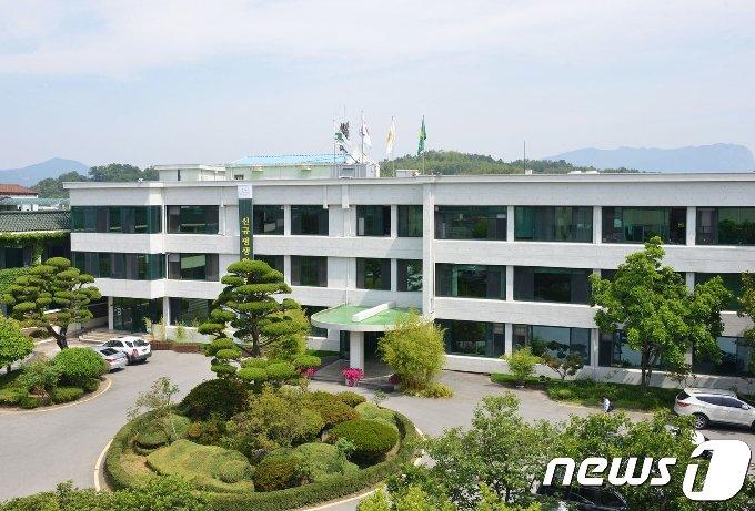 전남 담양군청./뉴스1 © News1