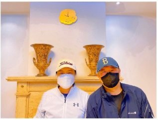 류호원 어버스컴퍼니 이사(왼쪽)과 남변. /사진=남민준 명예기자(변호사)