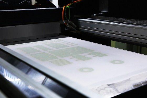 삼영기계의 샌드 3D프린터(BR-S900) 출력 모습/사진제공=삼영기계