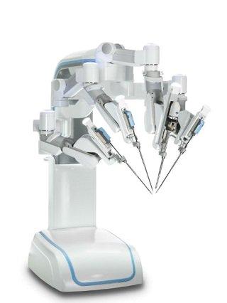 수술 로봇시스템 '레보아이(Revo-i)/사진=미래컴퍼니