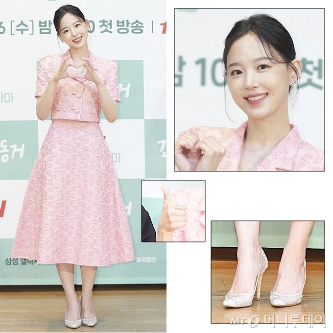 배우 강한나 /사진제공=tvN