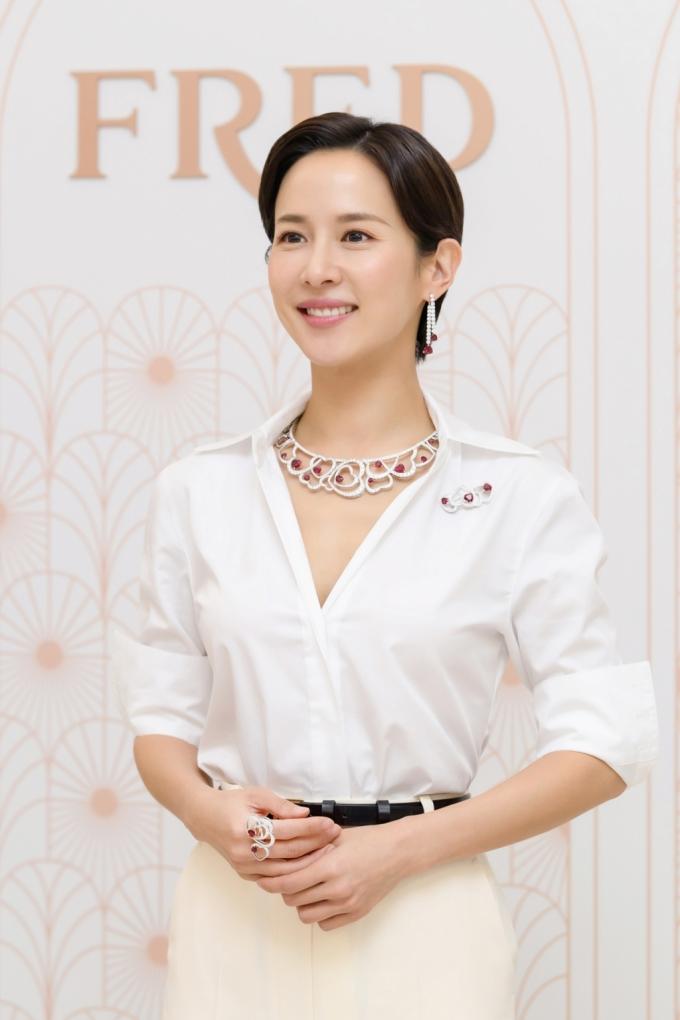 배우 조여정/사진제공=프레드(FRED) 코리아