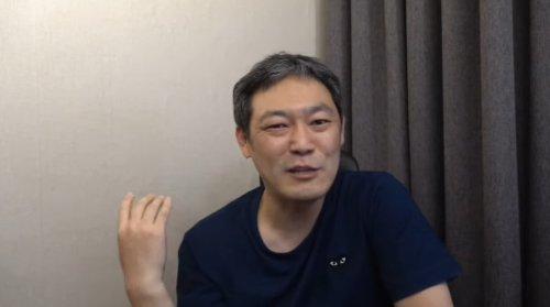 유튜버 김용호/사진=유튜브 채널 '김용호연예부장' 캡처
