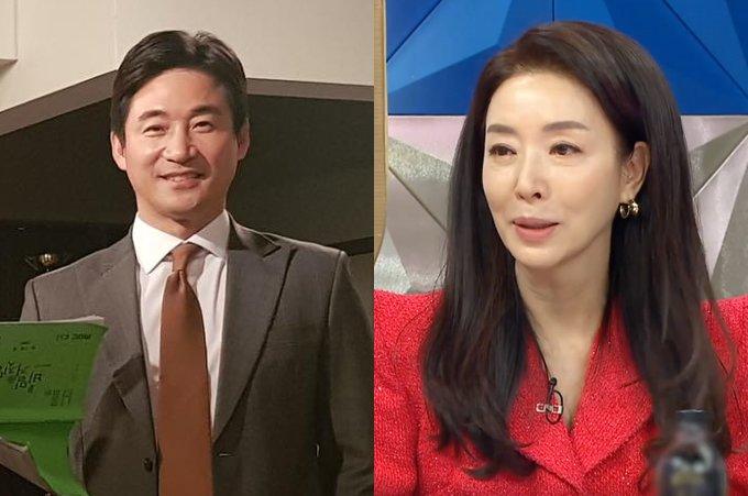 배우 전노민, 김보연 /사진=전노민 인스타그램, MBC '라디오스타'