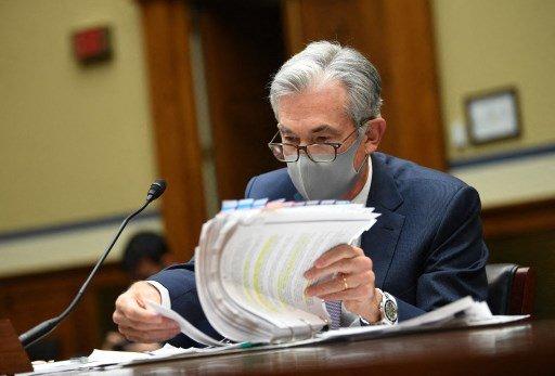 제롬 파월 미국 연준 의장 /사진=AFP