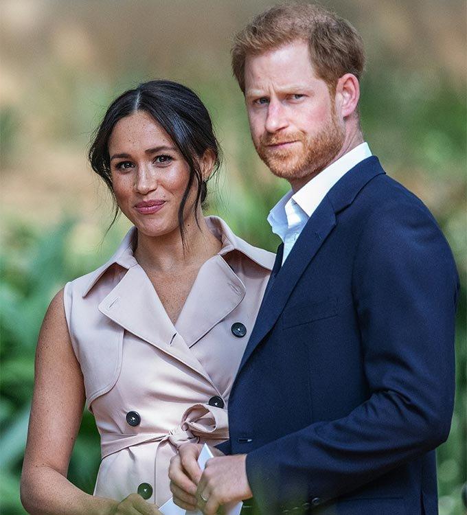 메건 마클, 해리 왕자 부부/사진=AFP/뉴스1