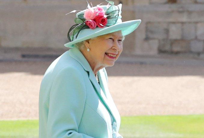영국 엘리자베스 2세 여왕/사진=AFP/뉴스1