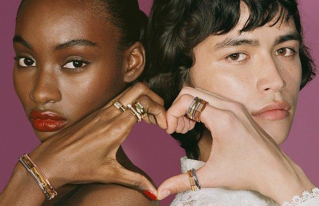 /사진= '구찌 링크 투 러브(Gucci Link to Love)' 주얼리 컬렉션