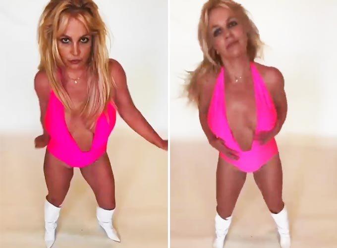 팝 가수 브리트니 스피어스/사진=브리트니 스피어스 인스타그램