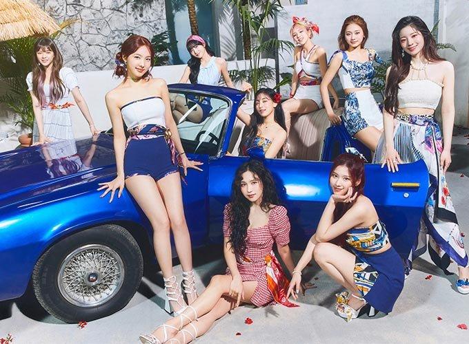 그룹 트와이스/사진=JYP엔터테인먼트