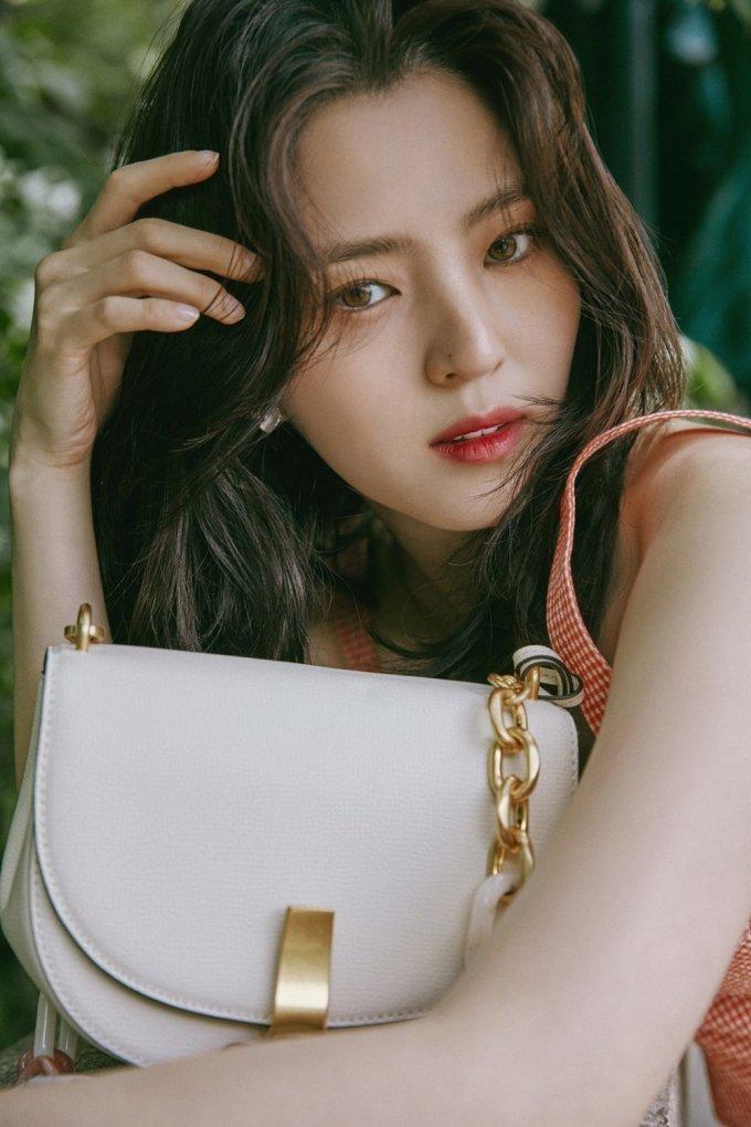 배우 한소희/사진제공=조이그라이슨
