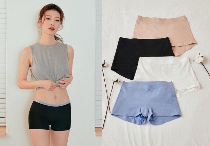 자주 여성 속옷, 드로즈 이미지/사진=신세계인터내셔날