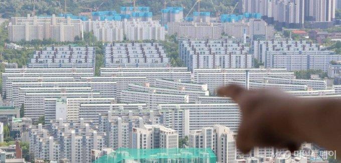서울 강남구 대치동 은마아파트 일대의 모습. /사진=이기범 기자 leekb@