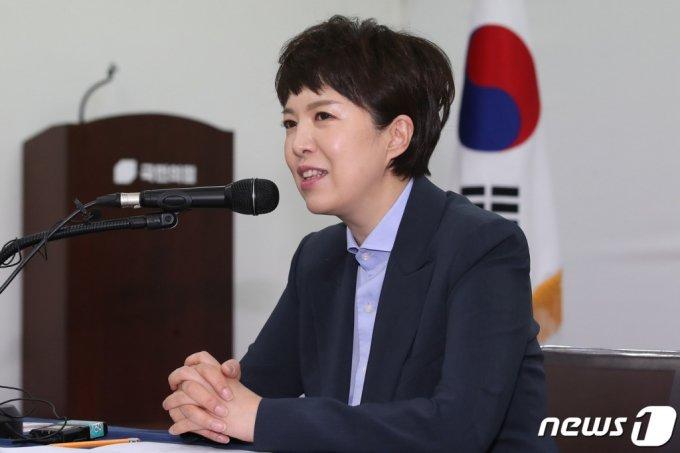 김은혜 국민의힘 의원. 2021.5.23/사진=뉴스1