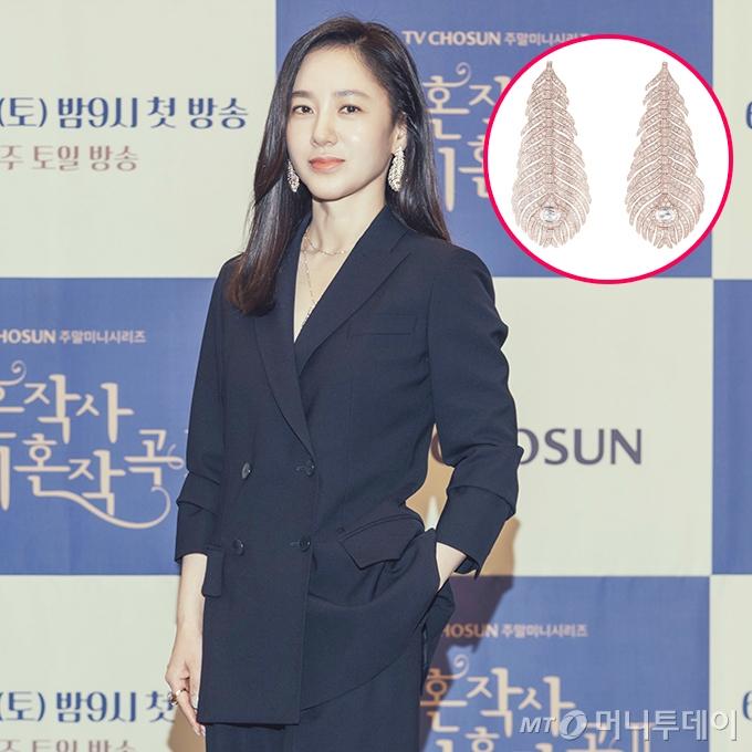 배우 박주미 /사진=TV CHOSUN 제공, 부쉐론
