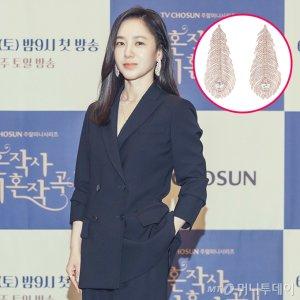 '50세' 박주미, 몸에 걸친 '2억대' 초호화 패션…
