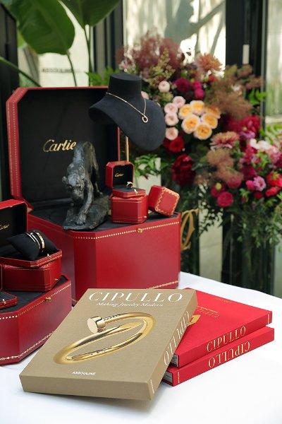 사진제공=까르띠에(Cartier) '치풀로: 메이킹 주얼러 모던' 북