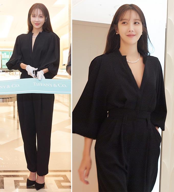 배우 이지아/사진제공=티파니앤코