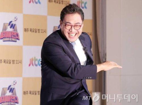 씨름선수 출신 방송인 이만기/사진=김창현 기자