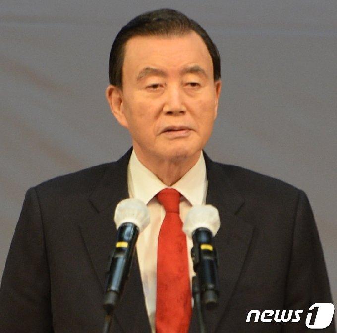 국민의힘 홍문표 의원 ©뉴스1