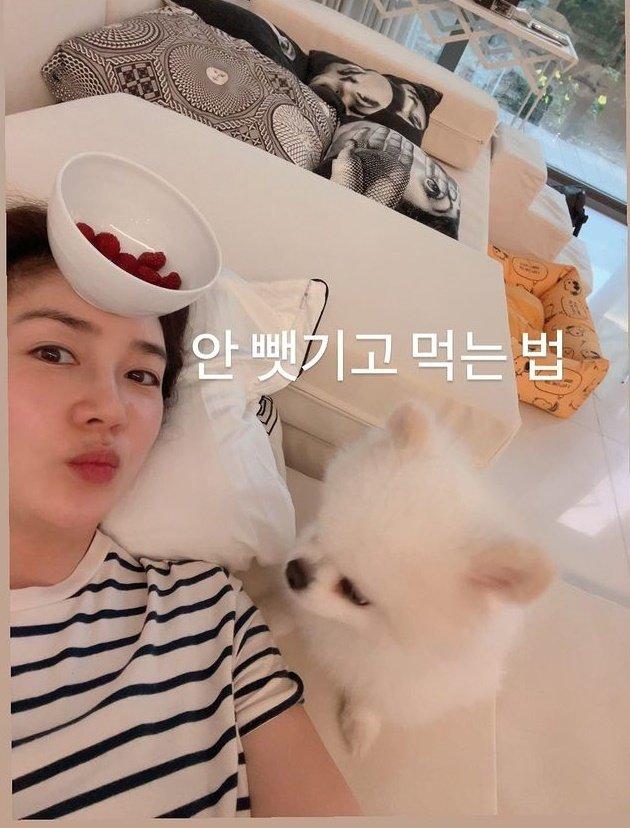 핑클 멤버 겸 배우 성유리 © 뉴스1