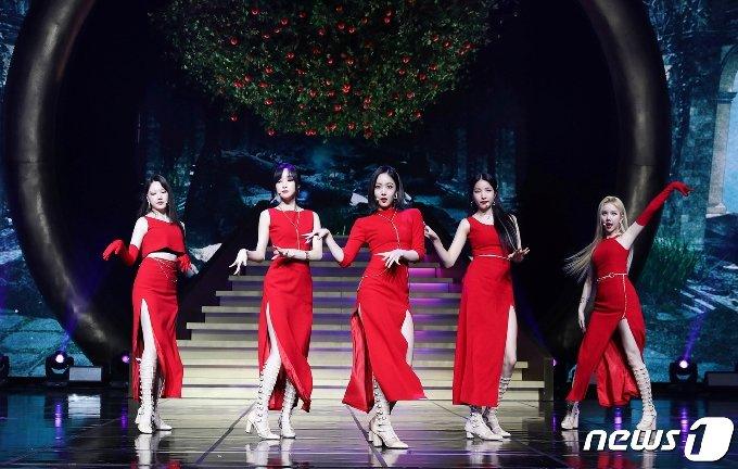 걸그룹 여자친구© News1