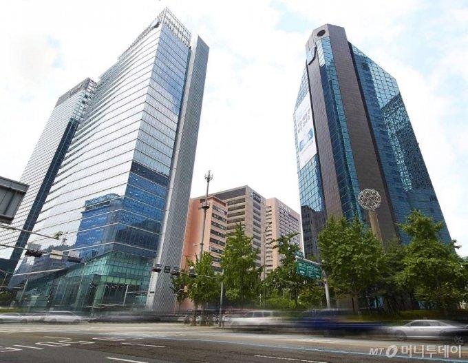 서울 중구 IBK기업은행 본점