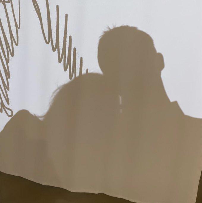 한예슬이 게재한 남자친구와의 데이트 인증샷 /사진=배우 한예슬 인스타그램