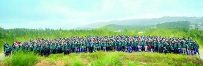 LG전자, 올해 스페인서 나무 400만 그루 심는다