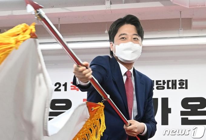 대표·비서실장 나이차 22살… '이준석 지도부' 진용 드러나