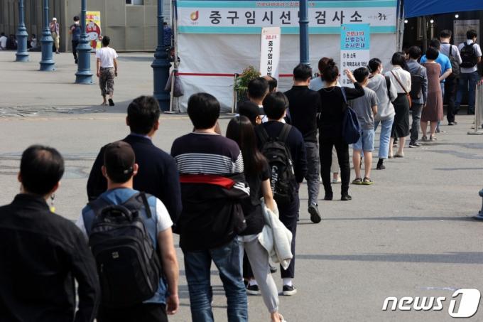 서울, 176명 신규 확진…직장 집단감염 지속