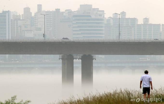 [오늘 날씨] 짙은 안개 낀 첫 출근길…