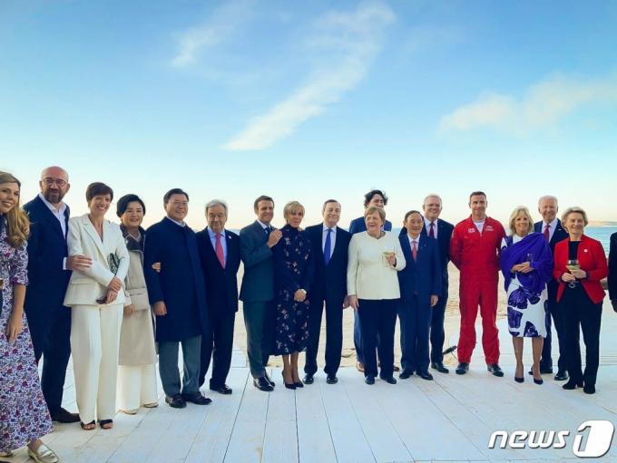 """G7 """"개도국 기후기금 연간 1000억불 조성"""""""
