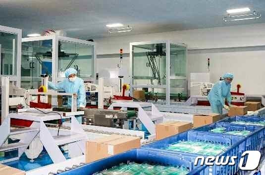 [사진] 노동신문, 평안북도의 경제 현장 조명…지역 발전 강조