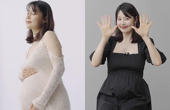 배우 한지혜 /사진제공=얼루어 코리아