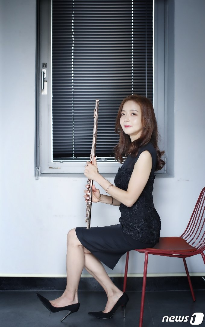 서울 강남구 EAN. 플루티스트 최소녀 인터뷰/뉴스1 © News1 권현진 기자