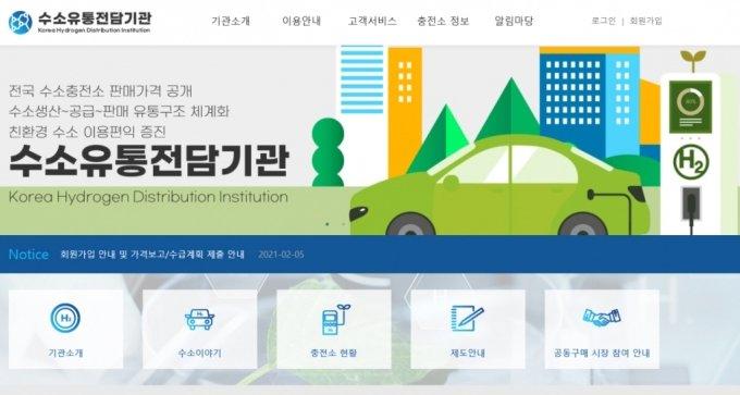 '친환경 수소기업' 가스공사, 효율적 유통플랫폼 구축에 총력