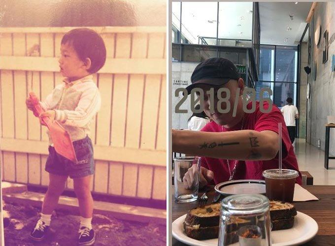 조수애 전 JTBC 아나운서의 남편 박서원 두산매거진 대표이사/사진=조수애 인스타그램